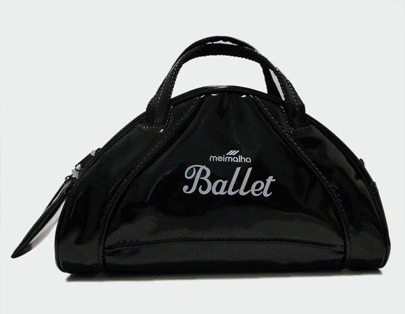 bolsa ballet pqueno preto frente novo .jpg